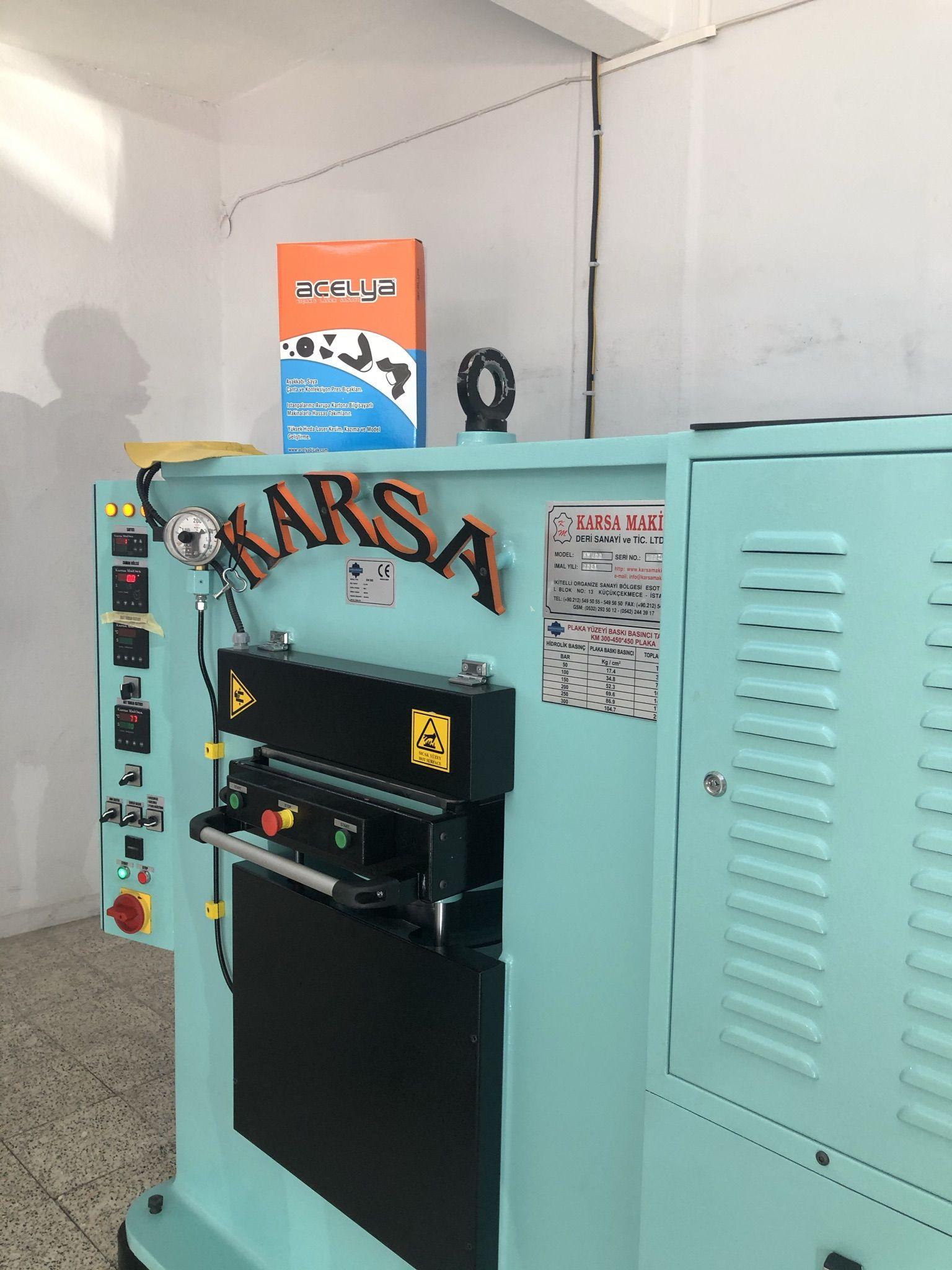 Karsa Deri İşleme Makinaları