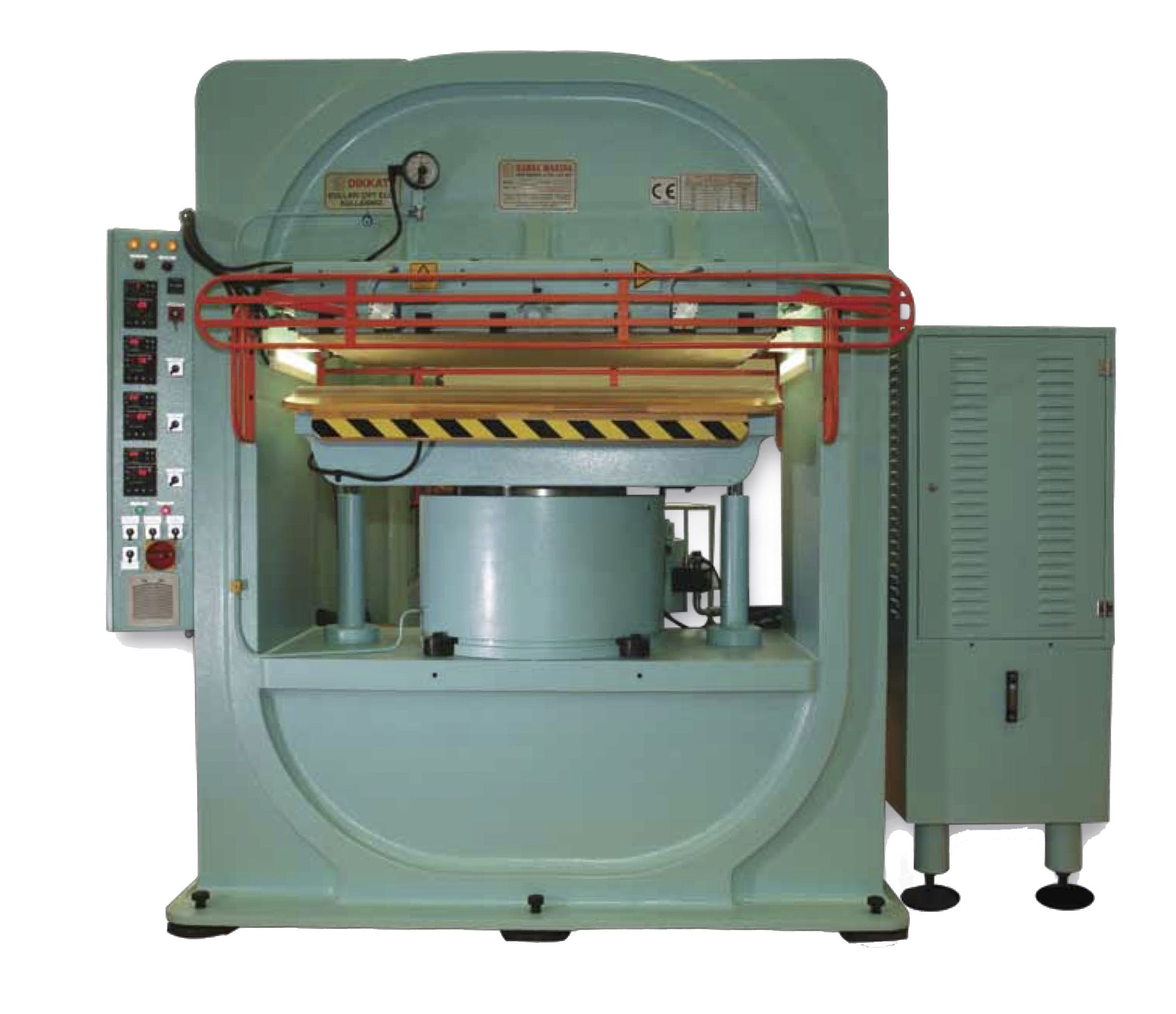 KM 650 Deri Press Makinası